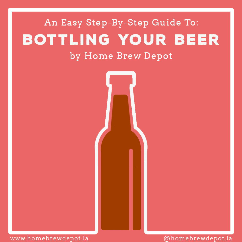 Guide to bottling your beer