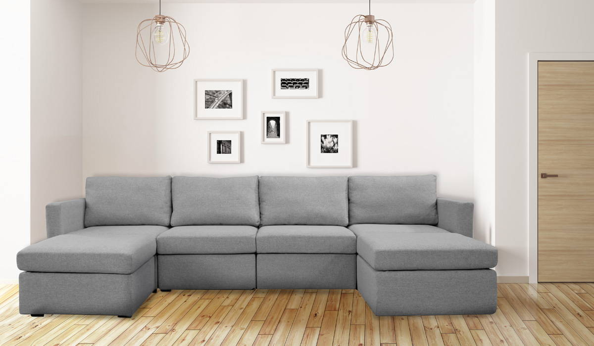 Kingston modular sofa - small space plus furniture toronto