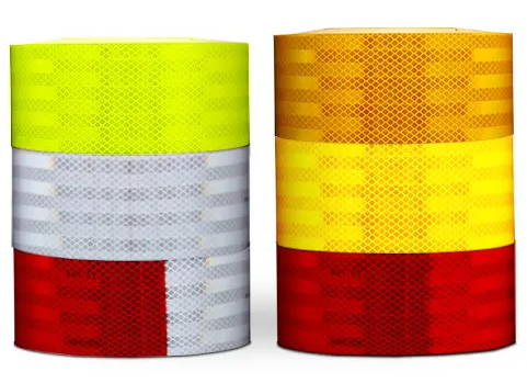 3M 983Diamond Grade Conspicuity Safety Visual Warning Tape for vehicles