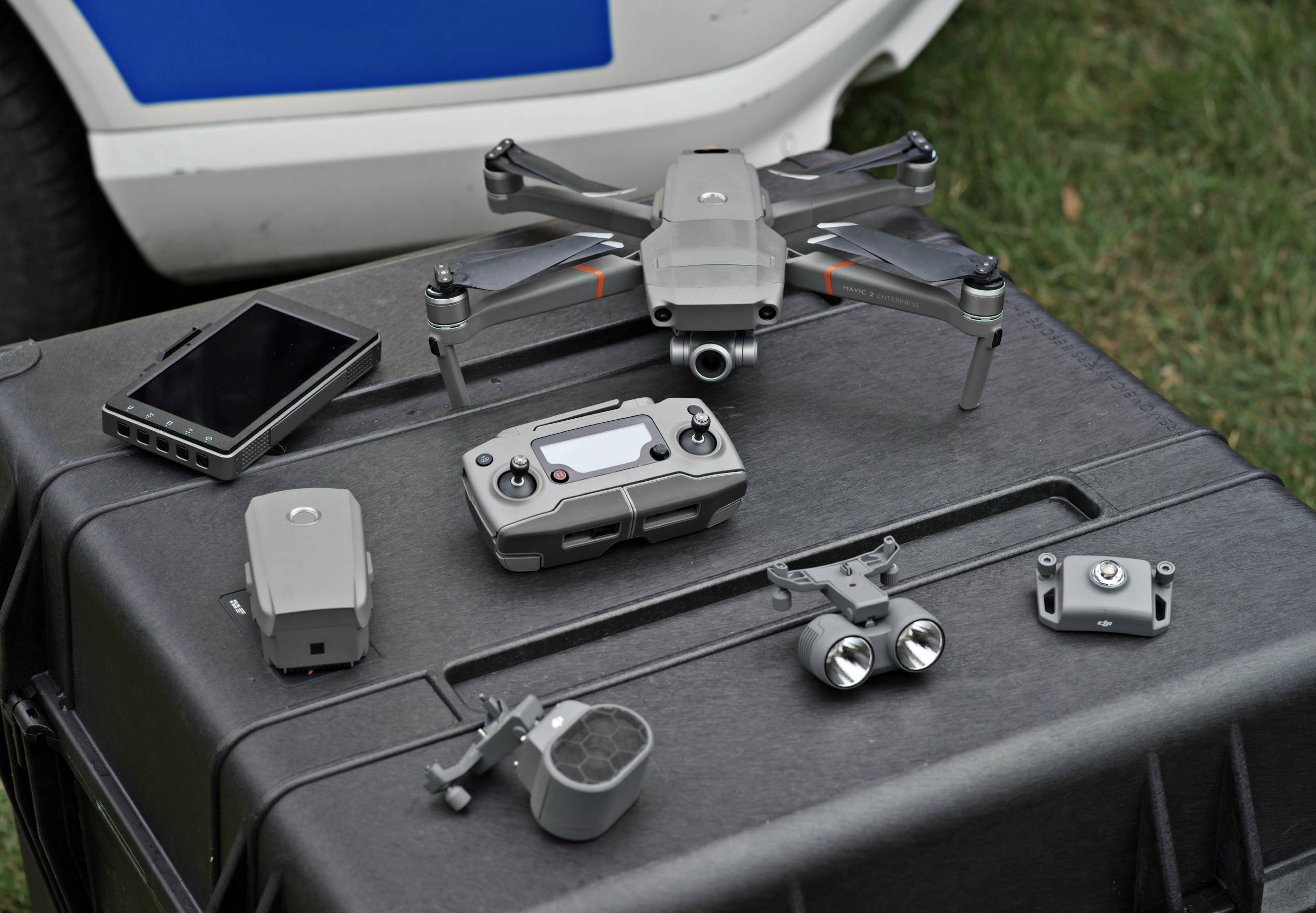 DJI Mavic 2 Enterprise Equipment
