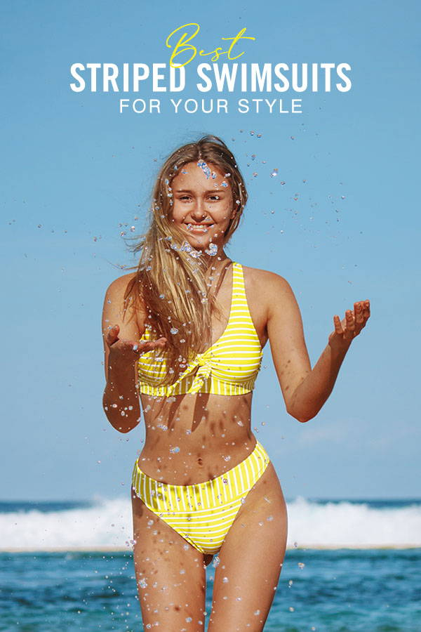 Best Striped Swimsuits for Your Style