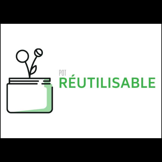 Pot Réutilisable