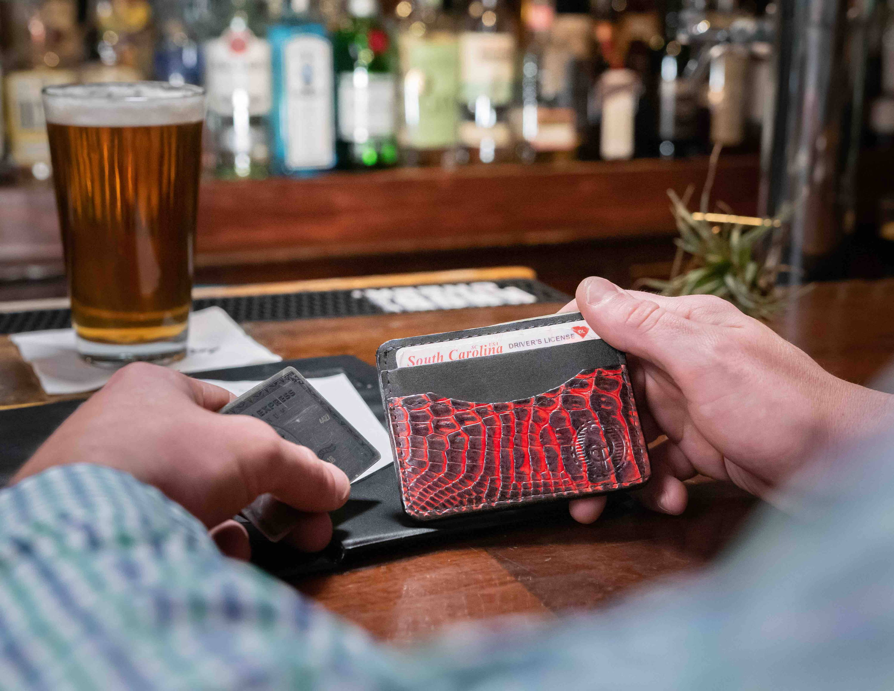 Best alligator wallets 2020