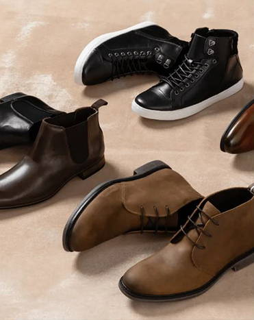 Johnny Bigg Large Size Shoes