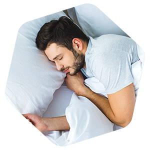Gesunder Schlaf färdert Heilungsprozesse der Haut