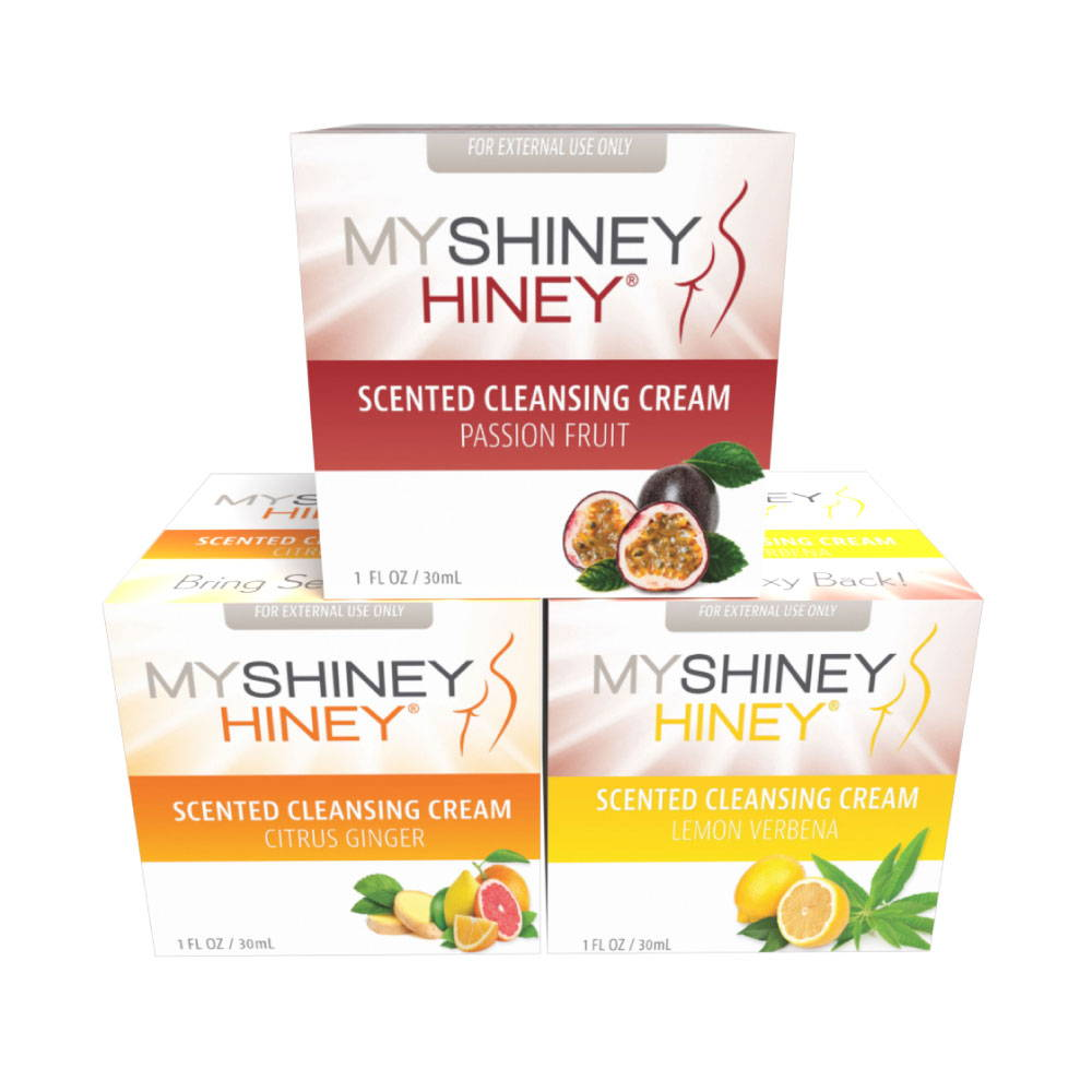 My Shiney Hiney Cleansing Creams
