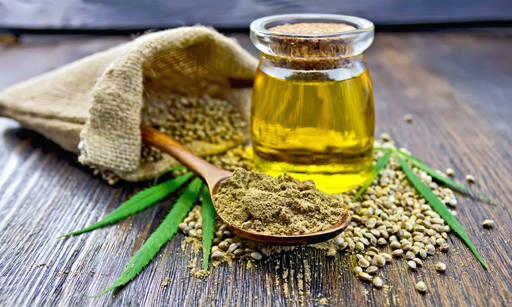 Hemp Oil It is a highly pure mineral and does not require enriching processes