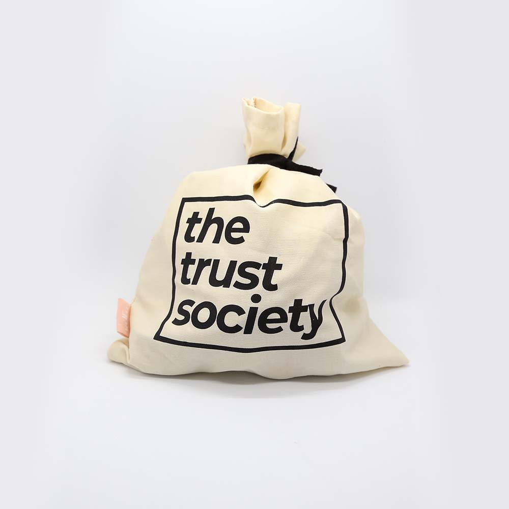 Le sac à vrac réutilisable en coton bio