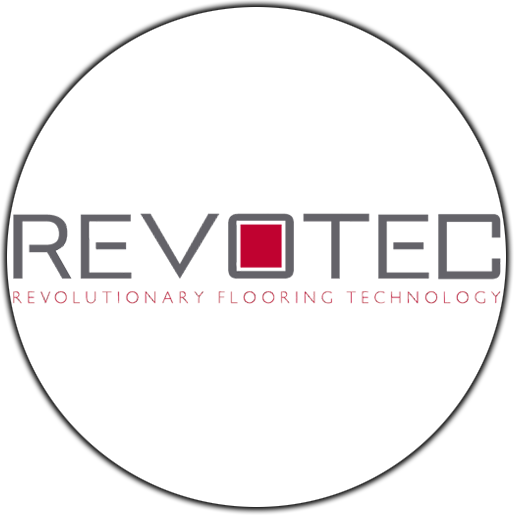 REVOTEC - REVOLUTIONARY FLOORING TECHNOLOGY LOGO