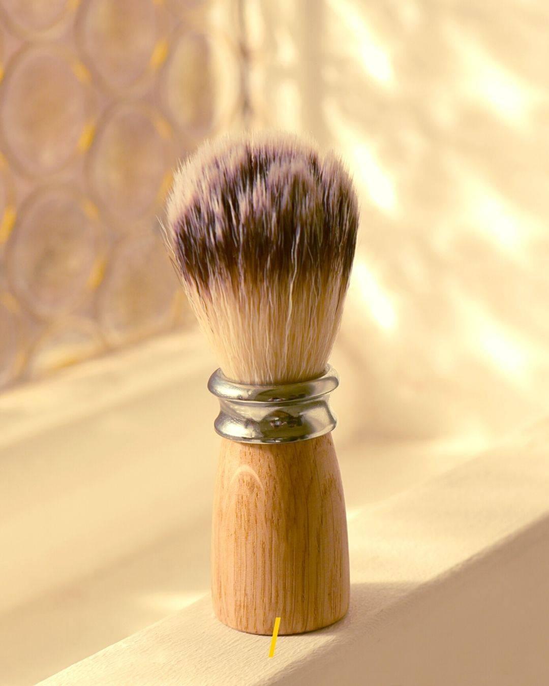 Le blaireau de rasage
