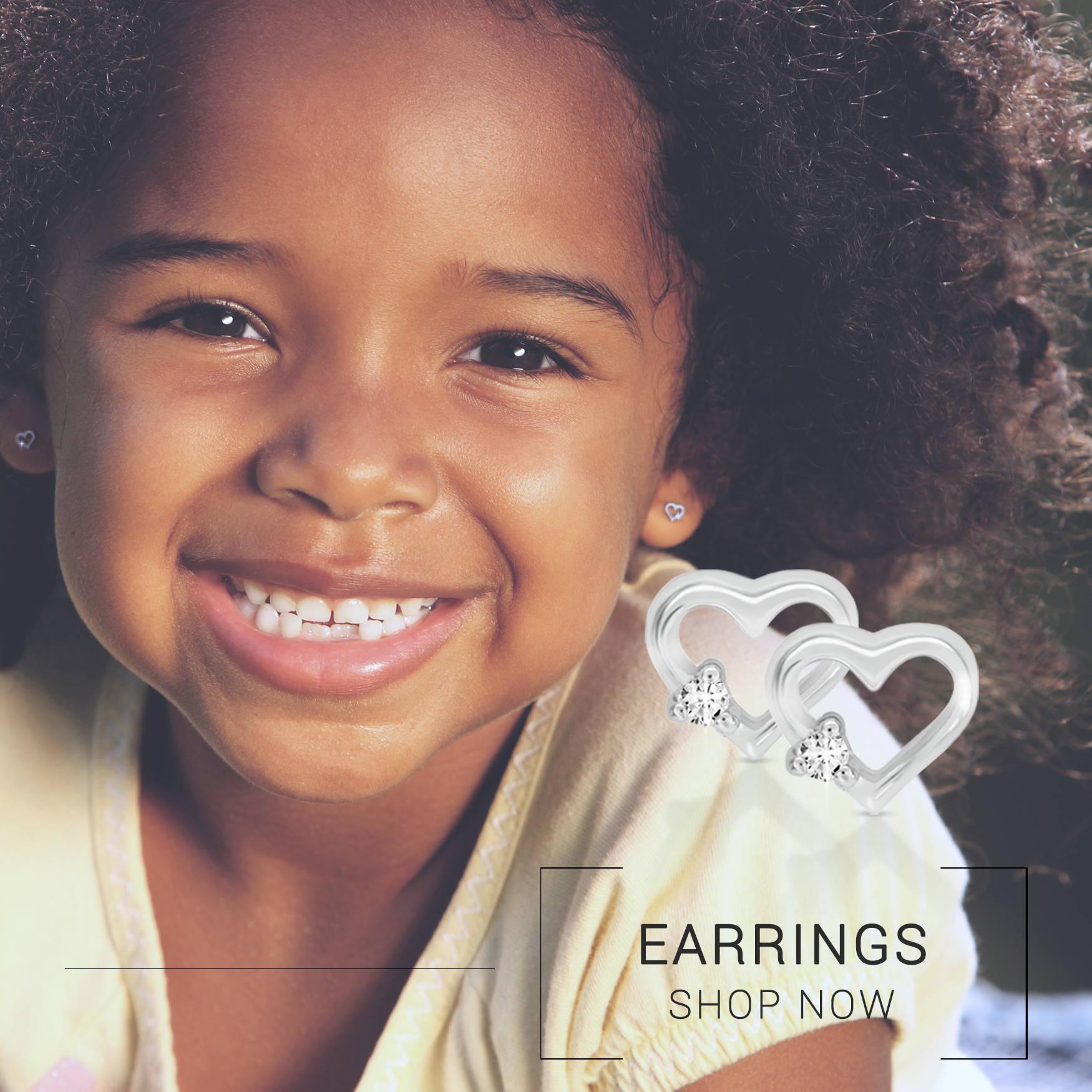 My Very Own Diamond Earrings
