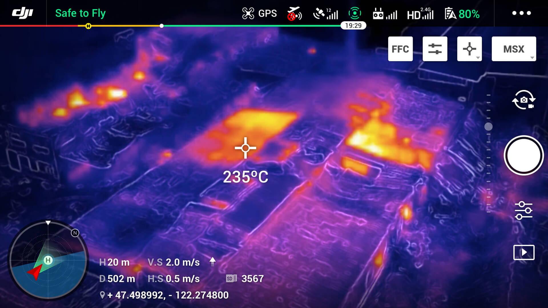 Mavic 2 Dual Thermal
