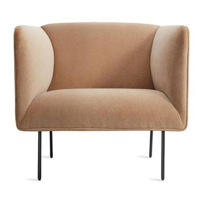 Modern Tan Lounge Chairs