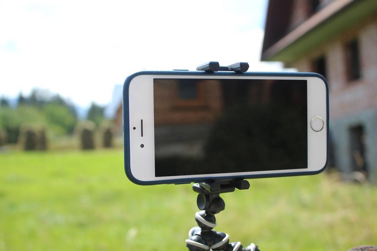 best iPhone tripod