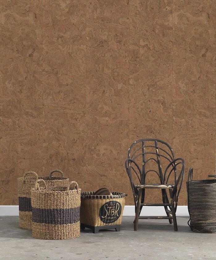 Cork Wallpaper by Piet Hein Eek for NLXL