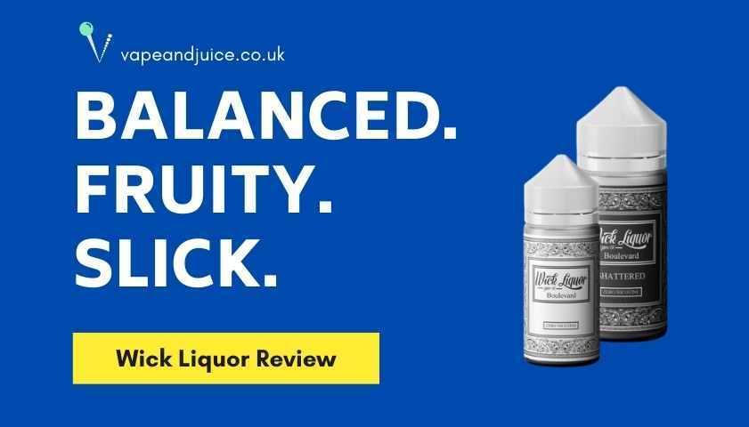 wick liquor review