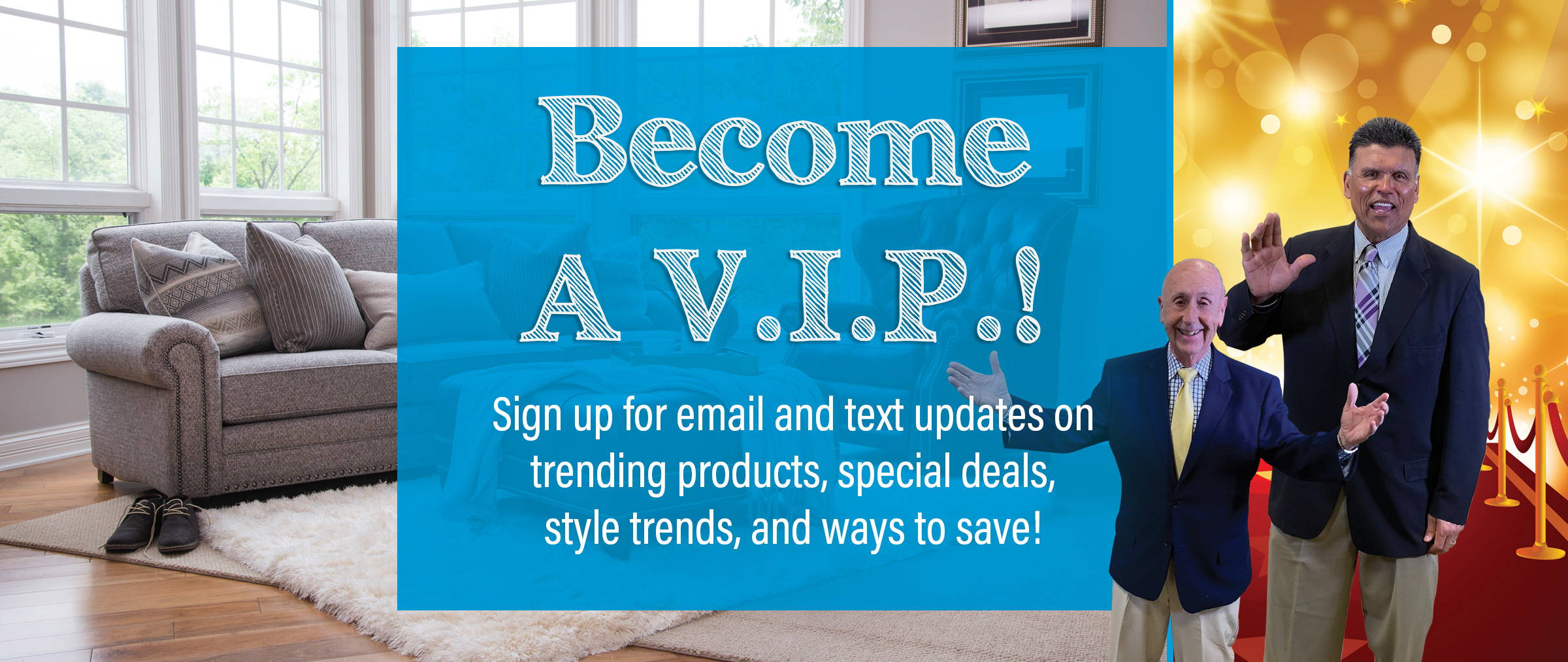 Sign Up - Furniture Fair Promo Codes, discounts, coupons, and deals