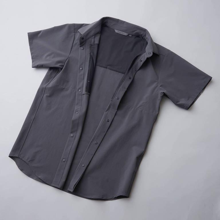 Teton Bros.(ティートンブロス)/ランシャツ/ダークグレー/MENS