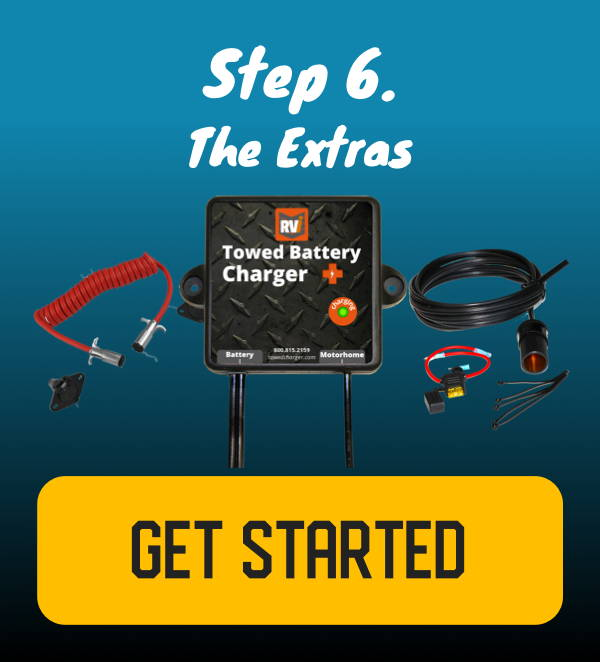 Flat Towing Guide - Extras