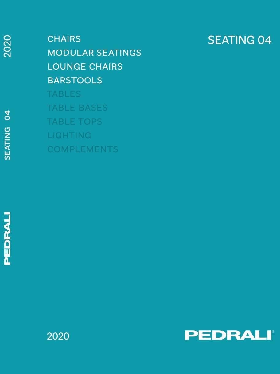Pedrali Seating Catalog 4