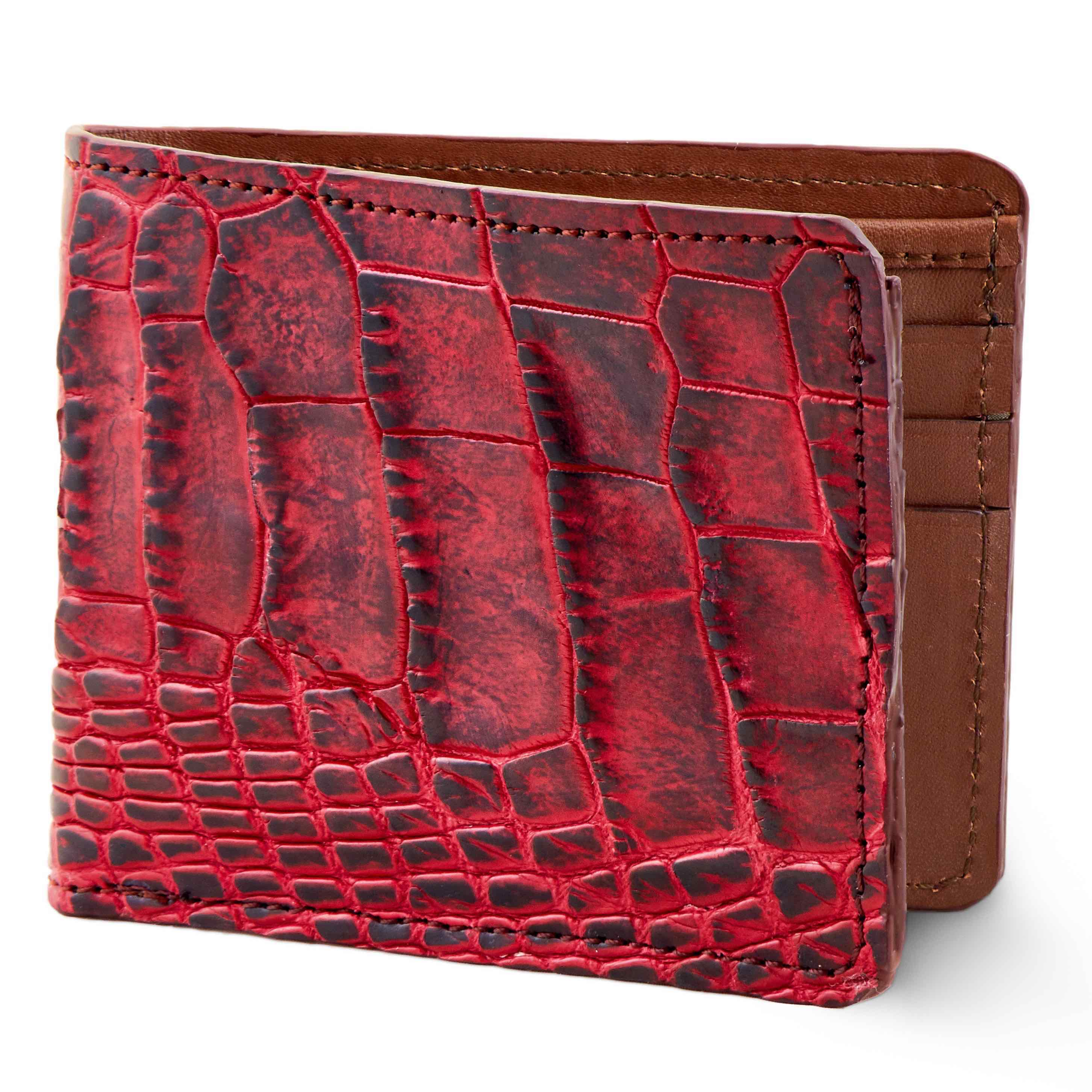 5 Modern Alligator Wallets