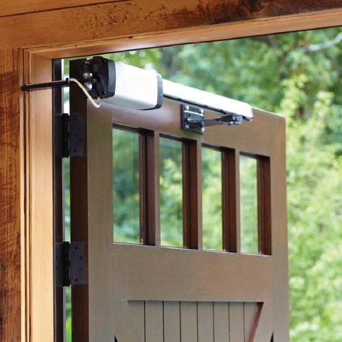 automatic barn door openers