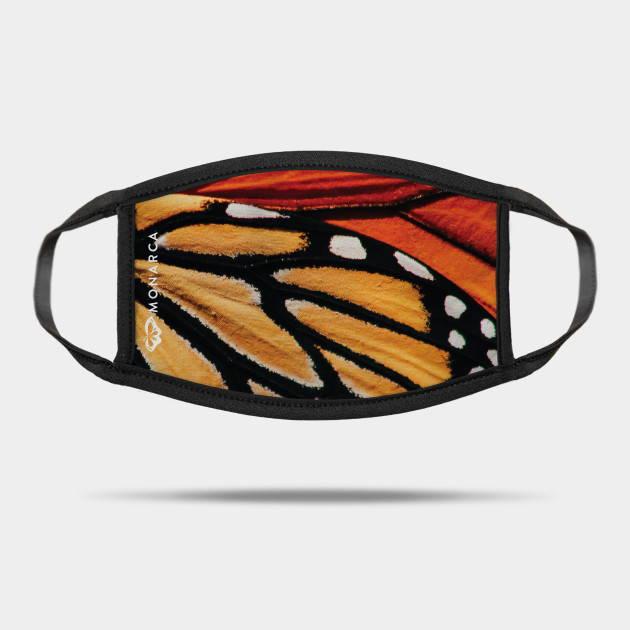 face mask monarch wing la monarca bakery