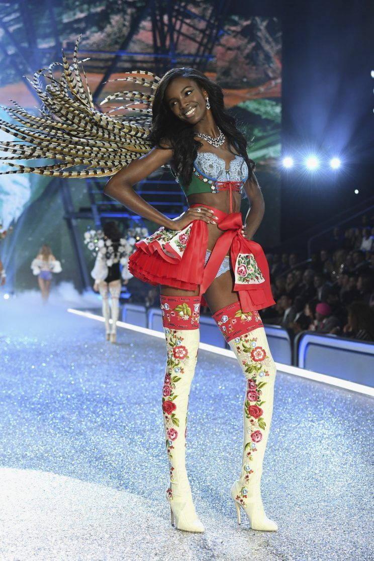 4afee87c269 Leomie Anderson is New Victoria s Secret Angel – J.ING