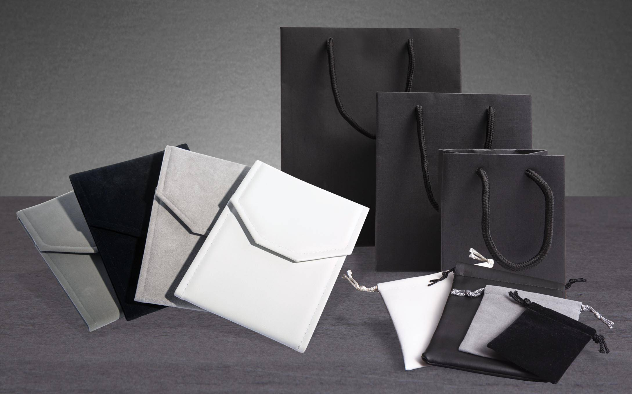 Jewelry Packaging Pouches