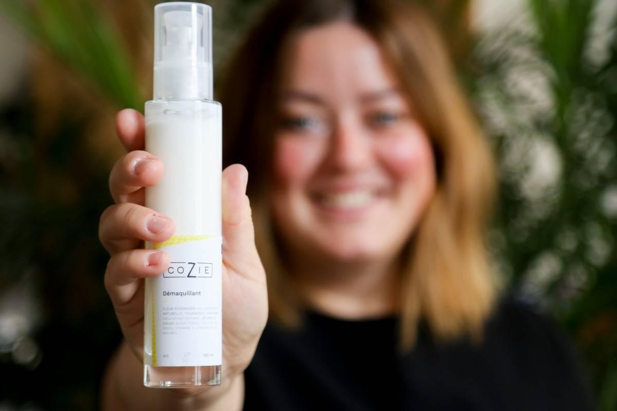 Les cosmétiques bio et zéro-déchets par CoZie