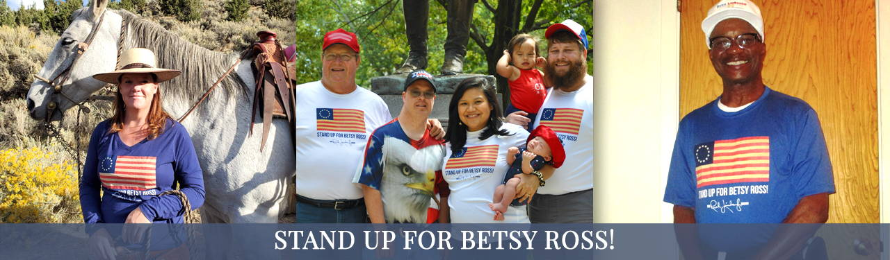 Stand Up For Betsy Ross!
