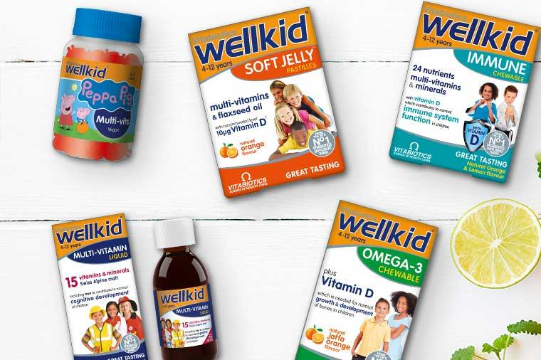 Wellkid Product Collection