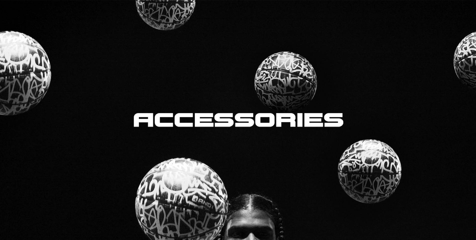 AND1 Accessories, Basketballs, Socks, Hats and Beanies