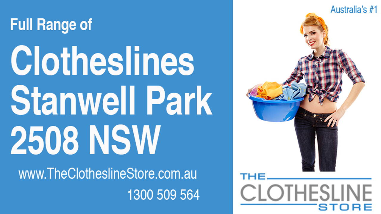 New Clotheslines in Stanwell Park 2508 NSW