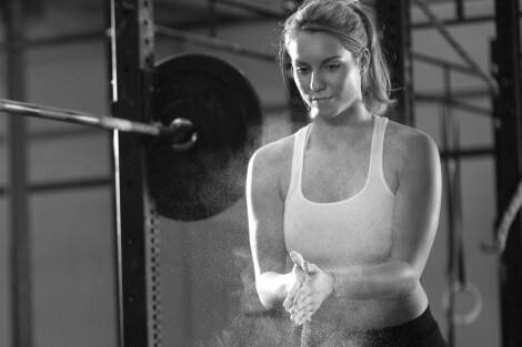 Allenamento di forza femminile