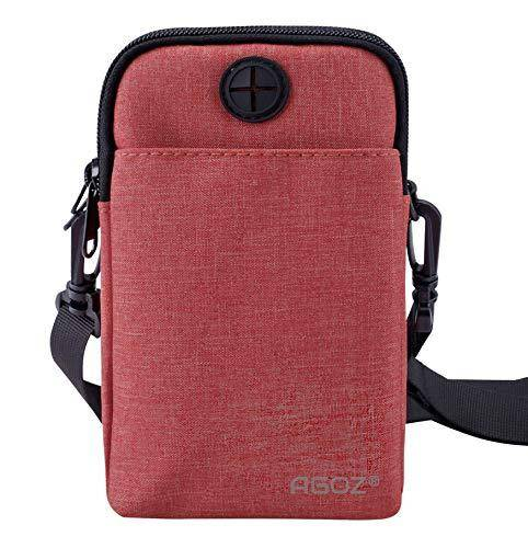 Motorola Moto G7, One, Z3 unisex crossbody bag