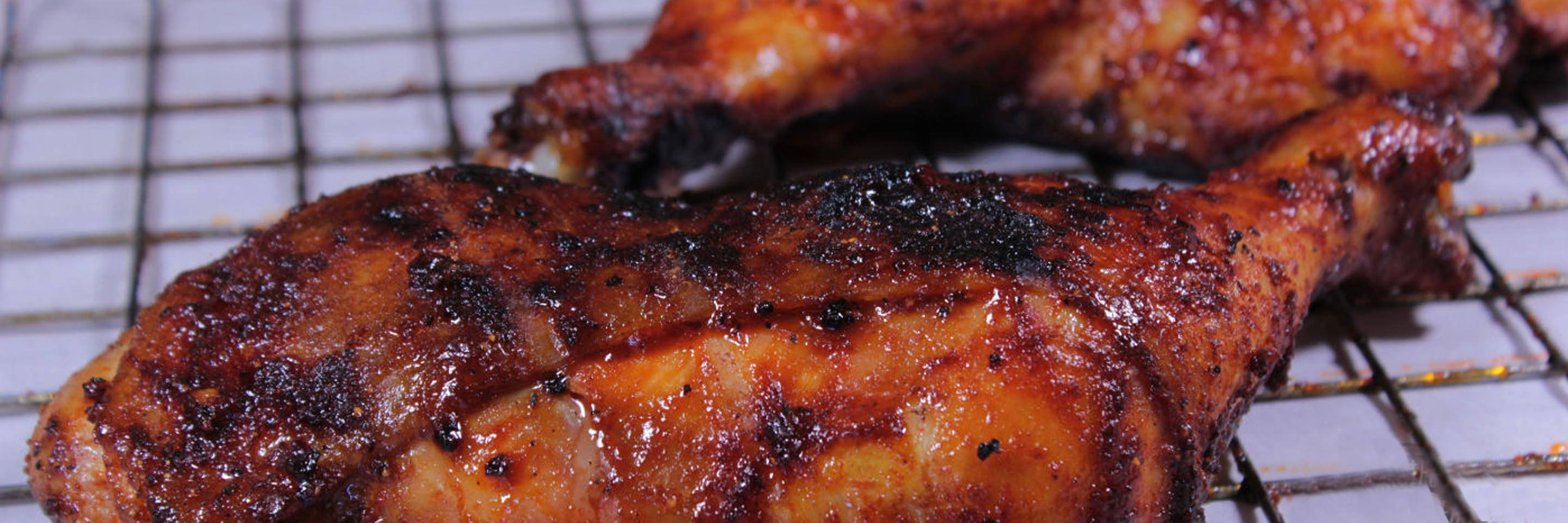 The Nut House Smoked Chicken Quarters