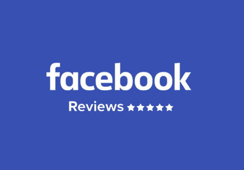 View reviews customers have left for us on Facebook