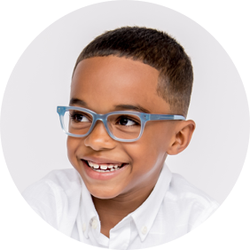 Blue Light glasses for 4-12 year old boys