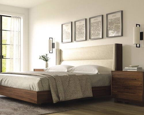 Copeland Sloane Floating Bed