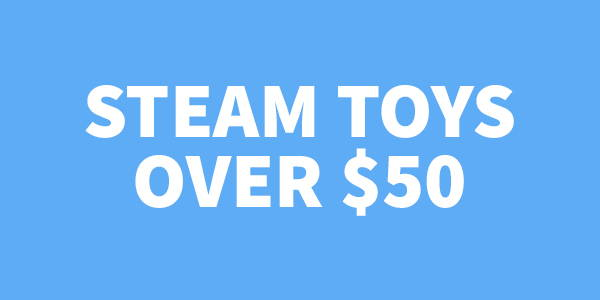 STEAM TOYS OVER $50