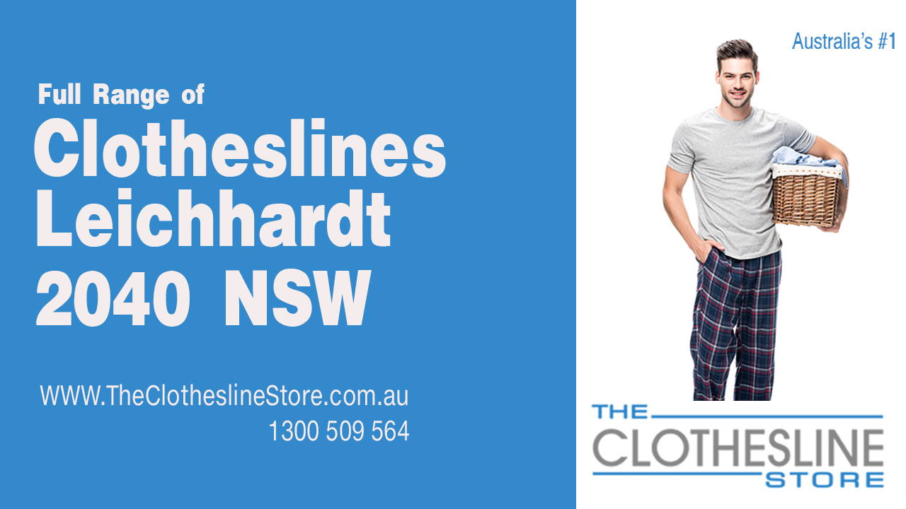 Clotheslines Leichhardt 2040 NSW