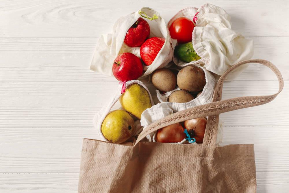 holistic living zero food waste