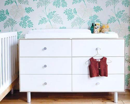 Oeuf Merlin Classic 6-Drawer Dresser