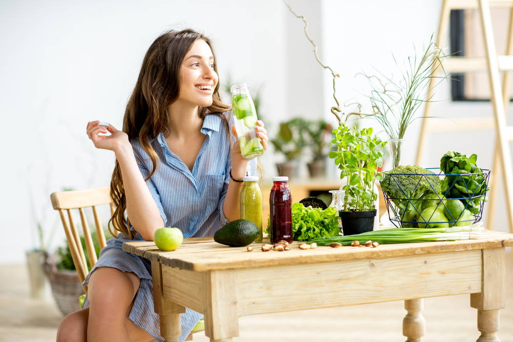detox and cleanse naturally for health