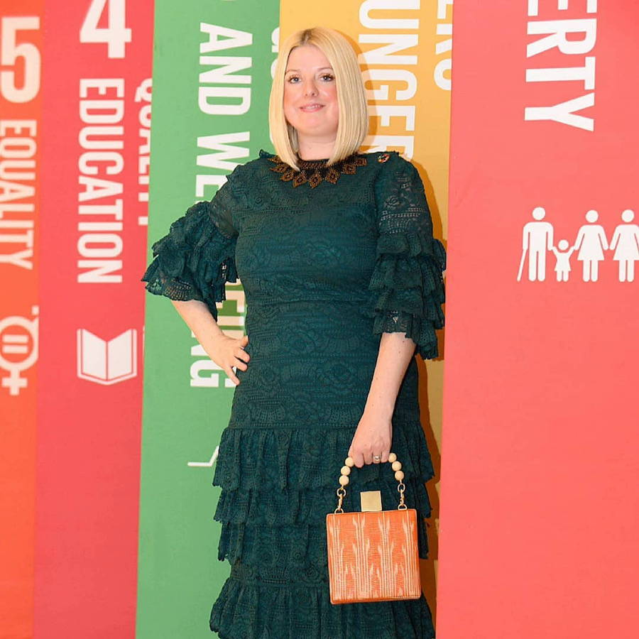 Relevé Voices Kerry Bannigan Founder Conscious Fashion Campaign supported by UN Office for Partnerships