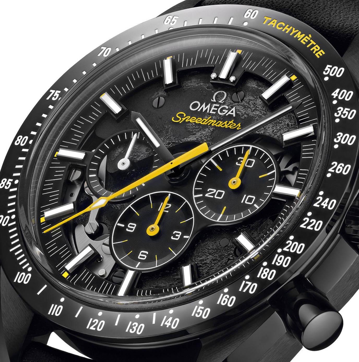 Omega Dark Side of the Moon Apollo 8 Timepiece