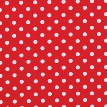 Sorority Polka Dot Fabric