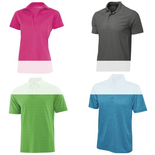 Blank, unbranded sport shirts (golf shirts and polos)