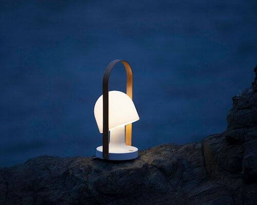 Battery Operated Lamp by Marset